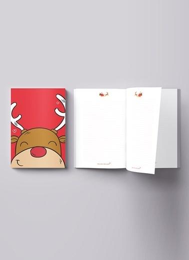 LWP Shop Santa Claus Serie Notebook Kırmızı